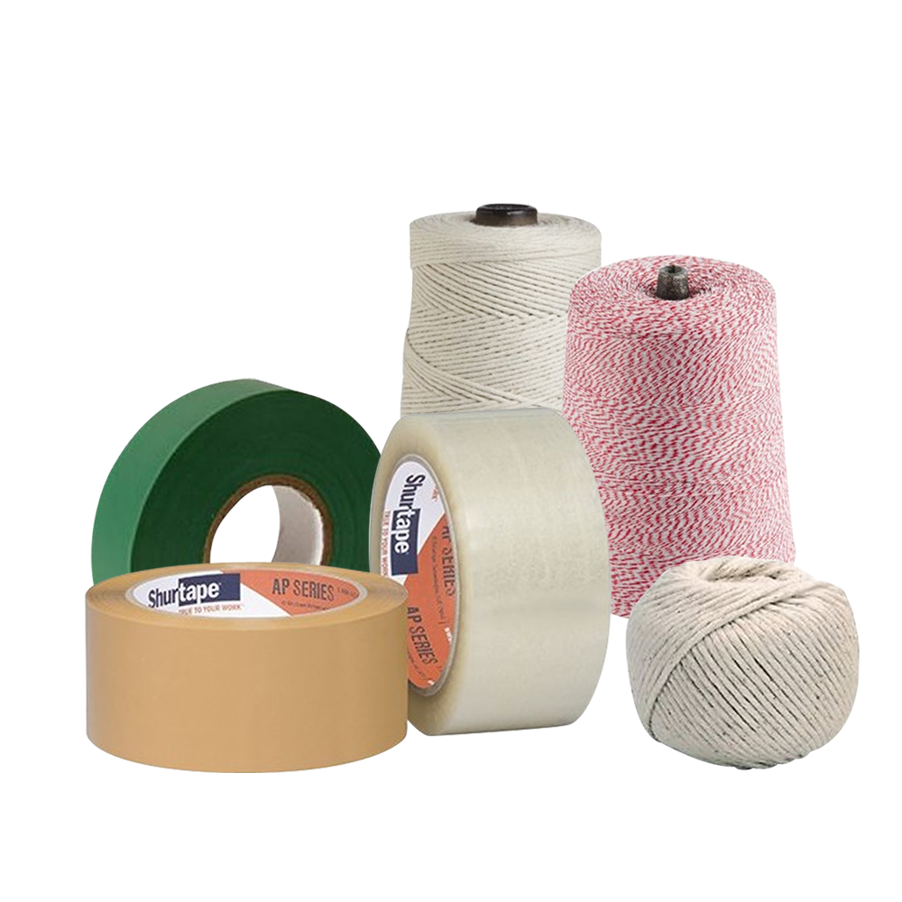 Tape And Twine